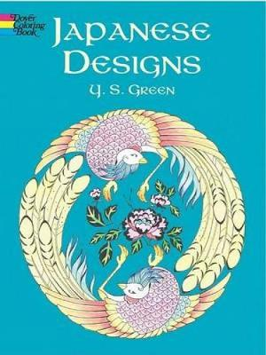 Japanese Designs Coloring Book by Y. S. Green