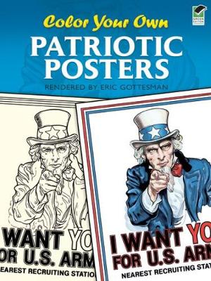 Color Your Own Patriotic Posters by Eric Gottesman