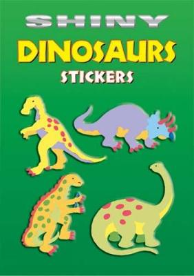 Shiny Dinosaurs Stickers by Cathy Beylon