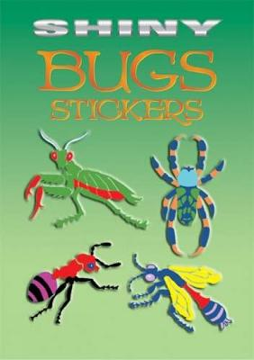 Shiny Bugs Stickers by Nina Barbaresi