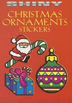 Shiny Christmas Ornaments Stickers by Marty Noble