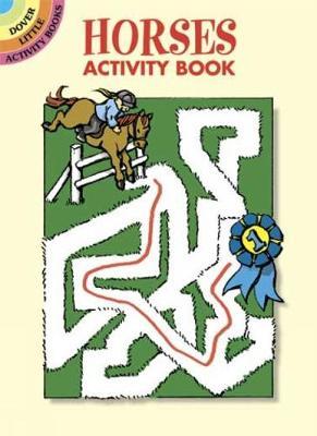 Horses Activity Book by Nina Barbaresi