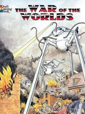 The War of the Worlds Coloring Book by John Green