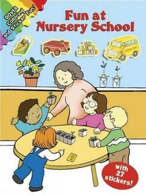 Fun at Nursery School by Cathy Beylon