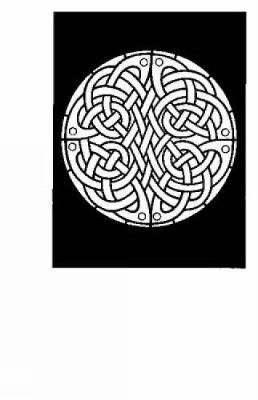Celtic Knotwork, Stained Glass Coloring Book by Albert G. Smith