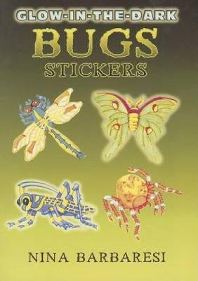 Glow-In-The-Dark Bugs Stickers by Nina Barbaresi