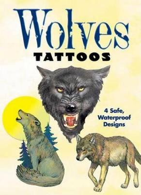 Wolves Tattoos by Jan Sovak