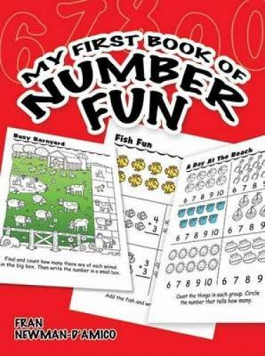 My First Book of Number Fun by Fran Newman-D'Amico