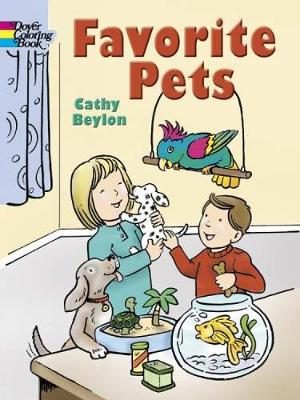 Favorite Pets by Cathy Beylon