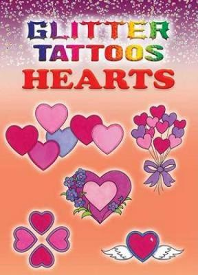 Glitter Tattoos Hearts by Charlene Tarbox