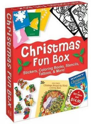 Christmas Fun Box by Dover