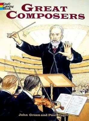 Great Composers by Paul Negri