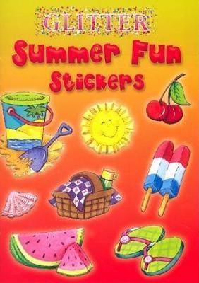 Glitter Summer Fun Stickers by Cathy Beylon