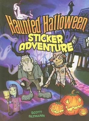 Haunted Halloween Sticker Adventure by Scott Altmann