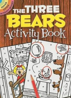The Three Bears Activity Book by Susan Shaw-Russell
