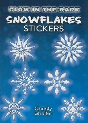 Glow-In-The-Dark Snowflakes Stickers by Christy Shaffer