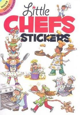 Little Chefs Stickers by Yu-Mei Han