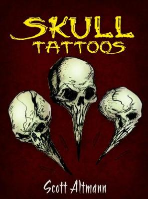Skull Tattoos by Scott Altmann