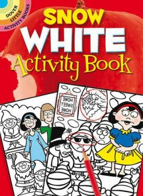 Snow White Activity Book by Susan Shaw-Russell, Activity Books