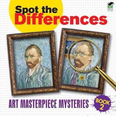 Art Masterpiece Mysteries by Diane Teitel Rubins