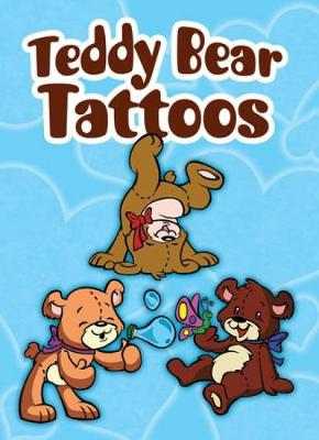 Teddy Bear Tattoos by Stephanie Laberis