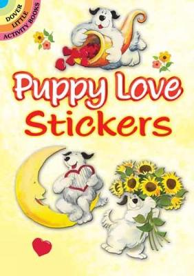 Puppy Love Stickers by Hans Wilhelm