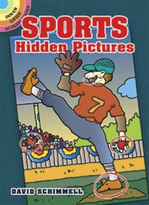 Sports Hidden Pictures by David Schimmell