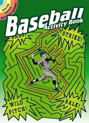 Baseball Activity Book by Tony J. Tallarico