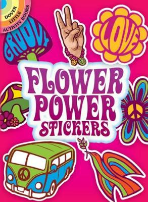 Flower Power Stickers by Zelda Devon