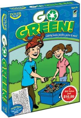 Go Green Fun Kit by Dover