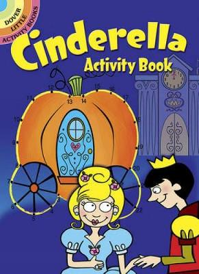 Cinderella Activity Book by Susan Shaw-Russell
