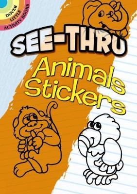 See-Thru Animal Stickers by Robbie Stillerman