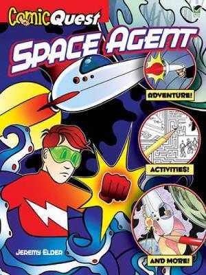 ComicQuest Space Agent by Jeremy Elder