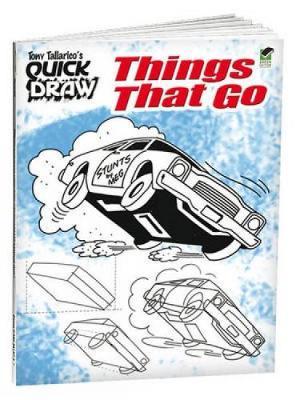 Things That Go by Tony Tallarico