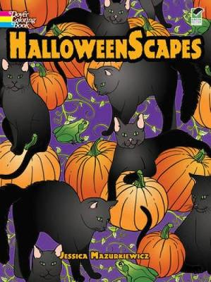 Halloweenscapes by Jessica Mazurkiewicz