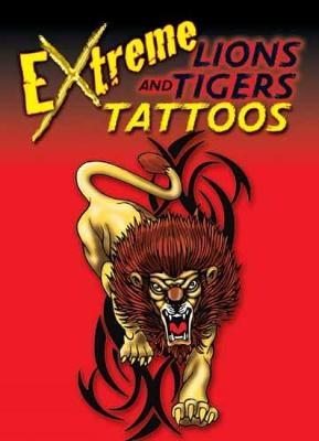 Extreme Lions and Tigers Tattoos by George Toufexis