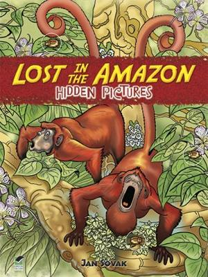 Lost in the Amazon Hidden Pictures by Jan Sovak