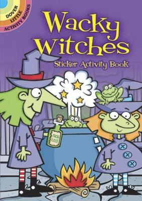Wacky Witches Sticker Activity Book by Susan Shaw-Russell