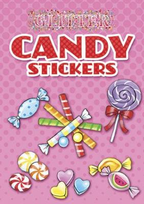 Glitter Candy Stickers by Noelle Dahlen
