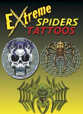 Extreme Spiders Tattoos by George Toufexis