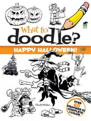 Happy Halloween! by Chuck Whelon