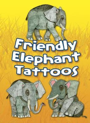 Friendly Elephant Tattoos by Dover