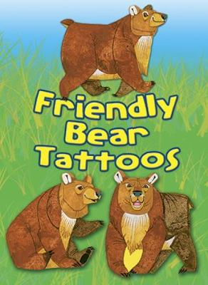 Friendly Bear Tattoos by Dover