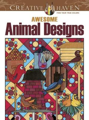 Awesome Animal Designs by Robin J. Baker