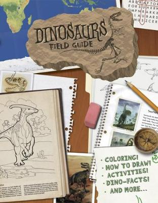 Dinosaurs Field Guide by Printworks KMG