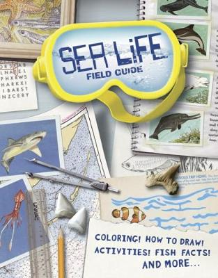 Sea Life Field Guide by Printworks KMG