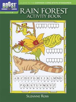 BOOST Rain Forest Activity Book by Suzanne Ross