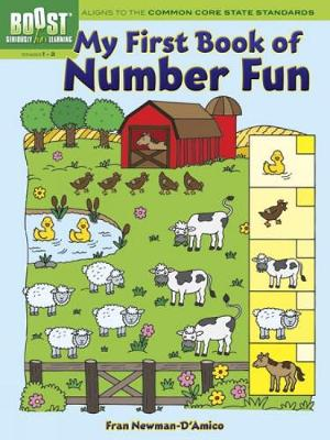 BOOST My First Book of Number Fun by Fran Newman-D'Amico
