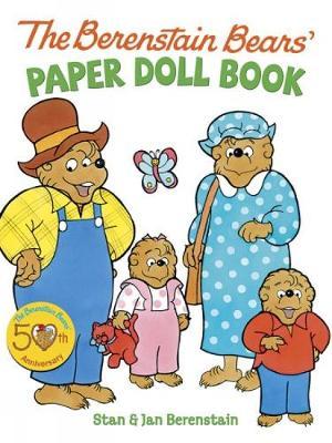 Berenstain Bears' Paper Doll Book by Stan Berenstain, Jan Berenstain
