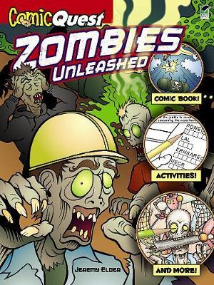 ComicQuest ZOMBIES UNLEASHED by Jeremy Elder